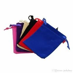 Fashion Jewelry Pouches Bags Velvet