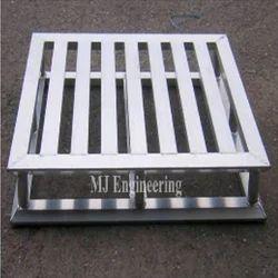 Rack Accessory Metal Pallet Boxes
