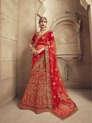 The Bride Lehenga