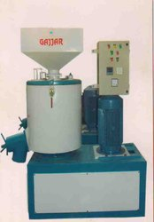 Single Phase Mild Steel Masterbatches Mixer Machine, Model Name/Number: Ghm200, Capacity: 50 Kg Per Hour