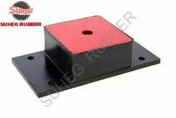 Rubber Isolation Dampers