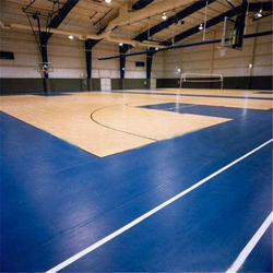 Basketball Flooring Service