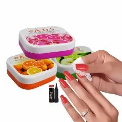 Multi White Nail Paint Removing Wipes, Pack Size: 12, for Wholesale/ Retail