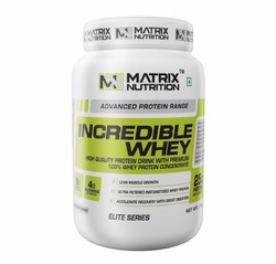 Matrix Incredible Whey 01 Kg