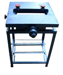 Plywood Cutting Machine (without Motor & Without Cutter)