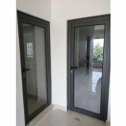 Aluminium Glass Door, for Home