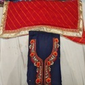 Blue Jaipur Traditional Salwar Suit