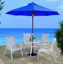 Garden Aluminum Chair Set
