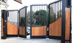 Byfolding Sliding Gate