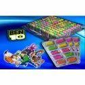 Gummy Candy Ben 10 Chewing Gum, Packaging Type: Plastic Jar