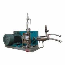 Reciprocating Cryogenic Pump