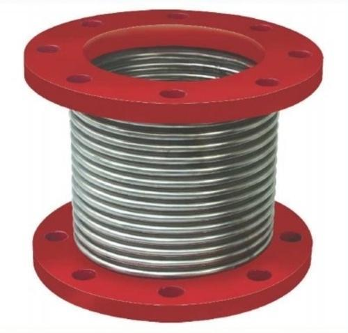 Metal Expansion Joints with Fixed Flanges