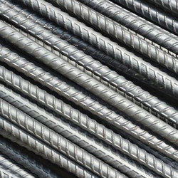 Amba Shakti Galvanized Iron TMT Bar for Construction, Diameter: 8 mm