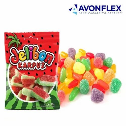 Candy Packaging Pouch