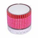 Zydeco S35U Bluetooth Speaker (White & Pink)