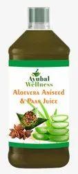 Aloevera Aniseed & Paan Juice