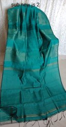 Handloom Cotton Silk Zari Sarees