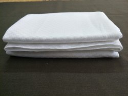 Diamond Cut Pure Cotton Towel White, For Everywhere, Size: 30 X 60