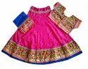 Kutch Embroidered Kids Choli - Baby Girls Ethnic Dress
