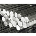 Rinl 1018 Ms Bright Hex Bar, Single Piece Length: 3 Meter, Size/dimension: 6 Mm To 80 Mm A/f