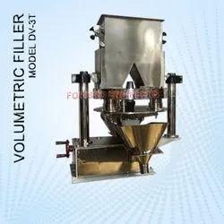Detergent Powder Filling Machine