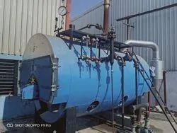 Packaged Smoke Tube Steam Boiler