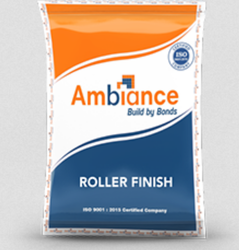 Ambiance White Ambience Roller Finish