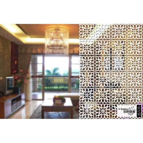 White Acrylic Modern Design Room Divider at Rs 3500 piece Room