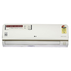 LG 1 Ton 3 Star Inverter Split AC, for Residential Use, JS-Q12ATXD