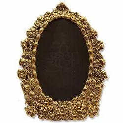 Photo Frame Dubal Gold