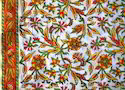 Hand Block Printed Cotton Fabric, For Garments, Gsm: 50-100