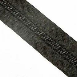For Bag Black Zipper