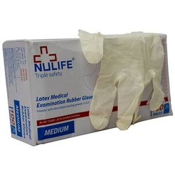 Millenium Surgicals Latex Medical Examination Gloves