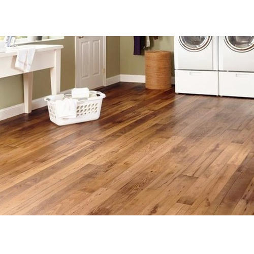 Plastic Floor: Vinyl Flooring, Size: 60*60 Cm And 100*100 Cm, Rs 22