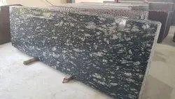 Polished Big Slab Black Marquino Granite, For Flooring, Thickness: 15-20 mm