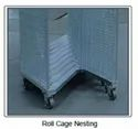 RD - Roll Cage Trolley -2 Side -Z Frame