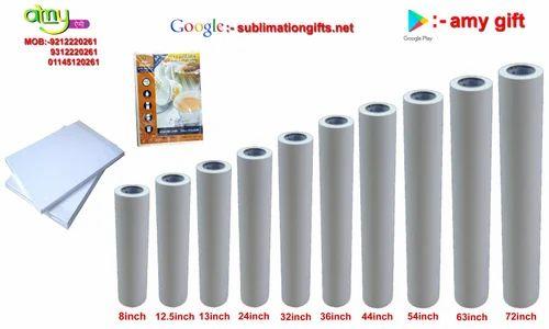 Transparent Sublimation Paper