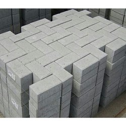 PNP Grey Rectangular Cement Brick