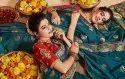 Kessi Saugat Traditional Silk Saree Catalog Collection