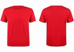 Plain Round Neck T-Shirt 160 GSM