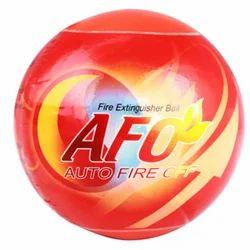 AFO Mild Steel 1.3 Kg Fire Ball Extinguisher, 2Kg