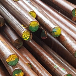 1.0570(dubl), S355J2( N) Steel Round Bar, Rods & Bars