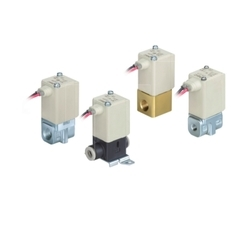SMC Compact Direct Operated 2 Port Solenoid Valve VDW