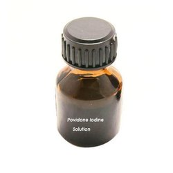 Povidone Iodine 5% Solution