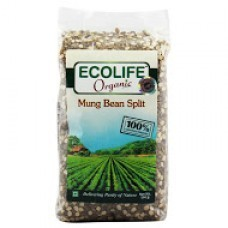 Ecolife Mung Bean Split 500 G