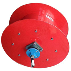 Sprocket Driven Cable Drum