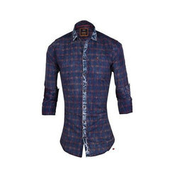 Nivea Cotton Mens Designer Shirt