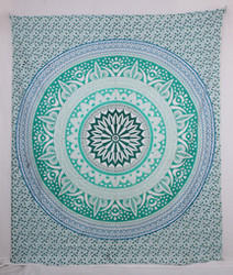 Indian Wall Hanging Hippi Mandala Tapestry