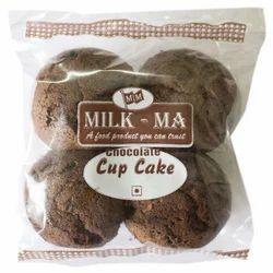 Brown Chocolate Cupcake