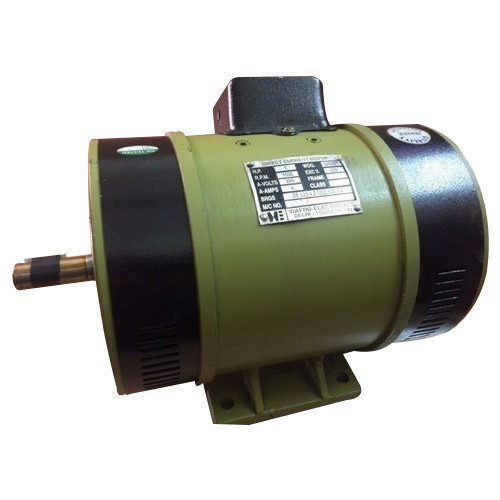 Three Phase Heavy Duty Dc Motor